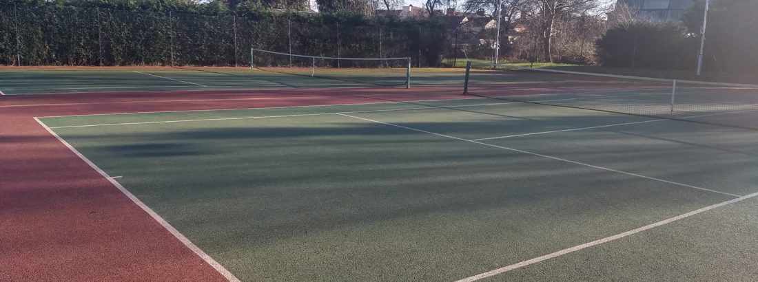 The Home of Community Tennis in the Blaby and Whetstone area