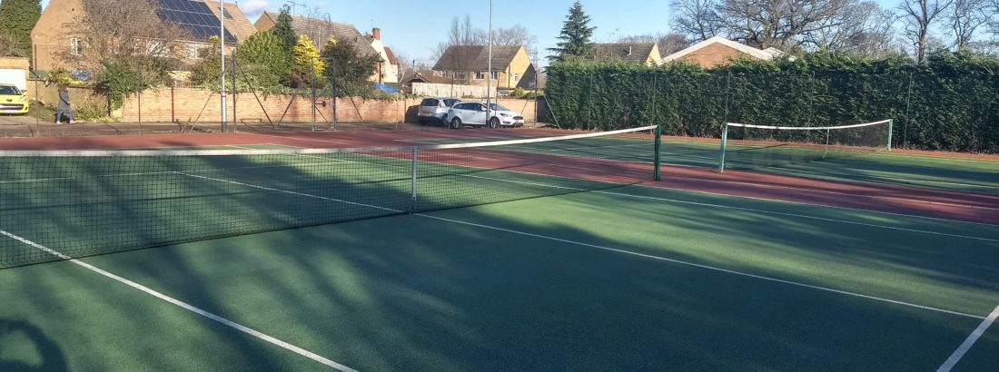 Leicestershire's Friendliest Tennis Club